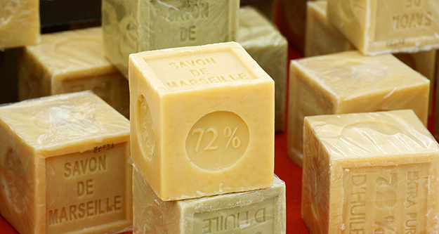 There are so many diferent types of hard soap