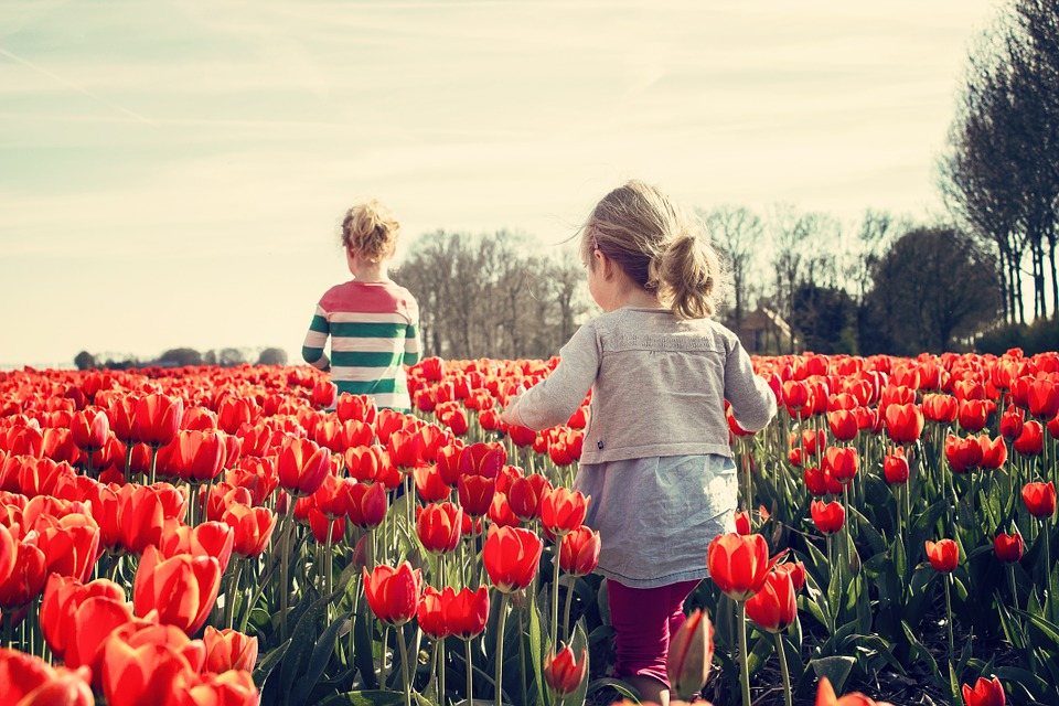 Get your children to love gardening and they'll benefit their whole life from your teachings